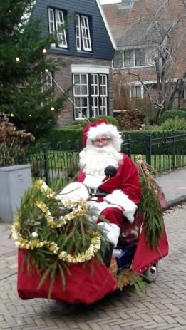 Kerstman 2016 Machiel Pierweijer